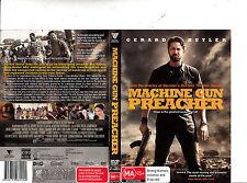 Machine Gun Preacher-2011-Gerard Butler- Movie-DVD