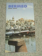Cheap and cheerful map of Bermeo, Spain (Basque area)