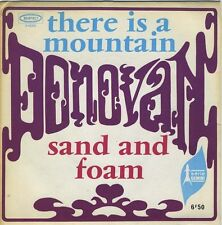 """DONOVAN THERE IS A MOUNTAIN 7"""" French 1967 UNPLAYED !"""