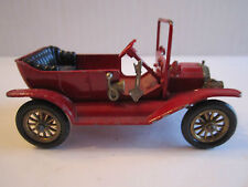 LESNEY 1911 FORD MODEL T - DIECAST - NO. Y-1 - MODELS OF YESTERYEAR - TUB CCC