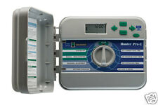 HUNTER PRO-C CONVENTIONAL 6 ZONE INDOOR TIMER PCC-600i