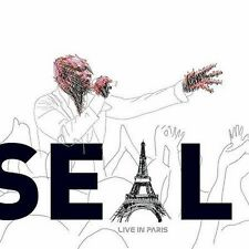 Seal: Live in Paris DVD NEW