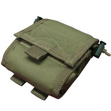 CONDOR ma36 MOLLE Modular Roll-Up Utility Nylon Pouch - OLIVE DRAB OD Green