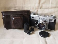 KIEV 2  Rangefinder Camera  Jupiter-8 50mm f /2 lens 1953 year