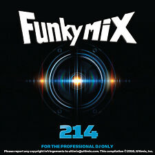 Funkymix 214 CD Rae Sremmurd Future Drake Hip Hop DJ Remix CD For DJs Only Promo