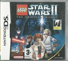 LEGO Star Wars II: The Original Trilogy Nintendo DS (plays 3ds in 2D)