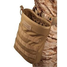 New! Blackhawk Roll-up Molle Dump Pouch with Internal Elastic Loops 37CL117CT