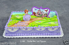 SOFIA the FIRST Sophia Castle PRINCESS Birthday CAKE Party Decoration TOPPER Set
