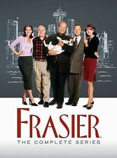 Frasier The Complete Series (DVD,44-Disc Set,Season 1 2 3 4 5 6 7 8 9 10 11) NEW
