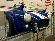 1965 Shelby Cobra 425 Resin Wall Shelf, Blue