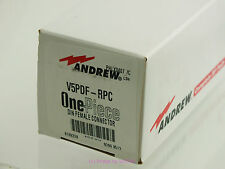 Andrew V5PDF-RPC 7/16 DIN Female Connector - New in Packages