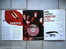 Hootie & The Blowfish - Fairweather Johnson / Ich will Hootie Promo CD w. Folder