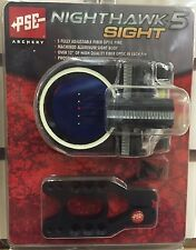 NEW PSE NIGHTHAWK 5 BOW SIGHT ARCHERY SIGHT