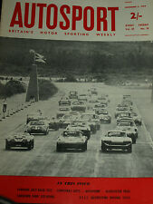 ALAN Rees profilo Sandown Park 6 ore Bussinello ALFA + PANHARD 24ct 24 CT 1964