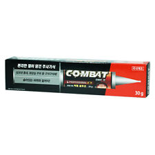 Combat Professional Roach Killer Gel 1.05 Oz syringer hydramethylnon Maxforce