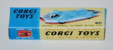 "Reprobox Corgi Toys Nr. 153 - Proteus-Campbell-""Bluebird"" Record Car"