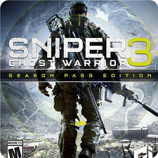 PS4 Sniper: Ghost Warrior 3 SONY City Interactive Shooting Games PREORDER