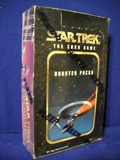 STAR TREK the card game CCG –Factory sealed BOOSTER BOX