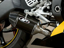M4 Exhaust Yamaha R6 2006-2015 Street Slayer slip on with CARBON muffler