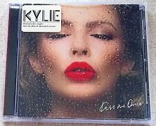 KYLIE MINOGUE Kiss Me Once SOUTH AFRICA Cat#: 0600970552017