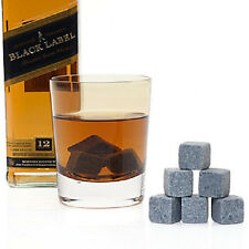1x Whiskey Cold Stone Ice Cube Rocks Wine whisky Scotch Bulk Order USA SELLER
