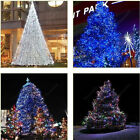 17m 21m 100/200 LED Solar Powered Outdoor Xmas Tree/Party/Garden String fairy