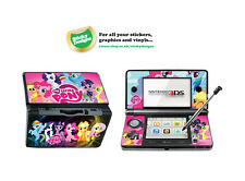 MY LITTLE PONY Vinile Autoadesivo per Nintendo 3DS