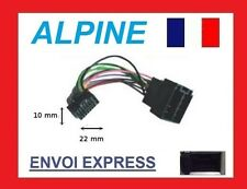 Cable wire iso kabel cable radio alpine autoradio alpine poste alpine