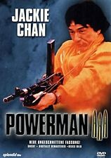 Powerman 3 ( Action Kult ) mit Jackie Chan, Sammo Hung, Yuen Wah, Dick Wei