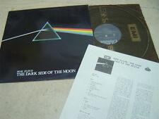 PINK FLOYD KOREA LP 8TRACKS  THE DARK SIDE OF THE MOON 1979 OLE-288 BLACK LABEL