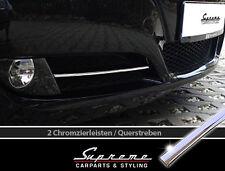 BMW Série 3 E90,E91 2008-2012, 3M garniture Chromée pour la Calandre dessous