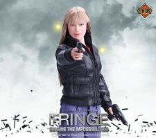 "DID Fewture 1/6 Scale 12"" Fringe TV Series Olivia Dunham Action Figure TV-O"