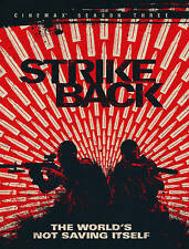 Strike Back: Third Season 3 (DVD, 2015, 3-Disc Set)