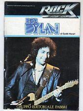 rivista magazine - Rock Storia e Musica - BOB DYLAN