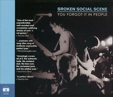 You Forgot It in People [Reissue] by Broken Social Scene (CD, Jun-2003, Arts...