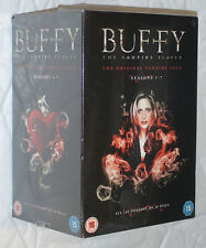 Buffy The Vampire Slayer Complete DVD Collection Box Set New Packaging SEALED