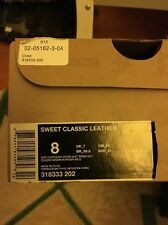 Nike Sweet Classic Leather Canvas Shoes