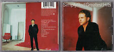 CD SIMPLY RED 15T GREATEST HITS BEST OF DE 1996