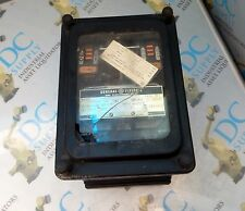 GENERAL ELECTRIC 12IAC77B4A TYPE IAC TIME UNDERCURRENT RELAY BROKEN #9