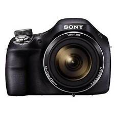 Sony Cyber-shot DSC-H400/B 20.1-Megapixel High Zoom Digital Camera | Black