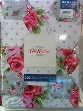 Brand New Cath Kidston Patchwork Rose DOUBLE Duvet Cover + 2 Pillowcases  £70.00