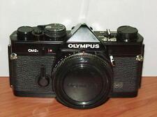OLYMPUS OM-2N BLACK CAMERA BODY