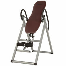 NEW Exerpeutic Stretch 300 Inversion Therapy Table Fitness Workout Core Exercise
