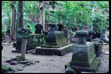 217046 Yogyakarta A Moslem Cemetery A4 Photo Print