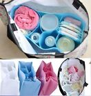 Baby Diaper Nappy Storage Outdoor Travel Bag Tote Organizer Liner 3 Colors