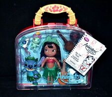 "Disney Animators' Collection Lilo & Stitch Mini Doll 5"" Play Set"