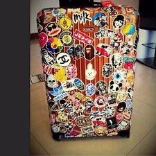 100 Skateboard Sticker Vintage Vinyl Laptop Luggage Decals Dope Sticker Mix A148