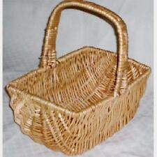 Wicker Shopping Basket Child's Size 1