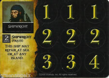 PIRATES OF THE SPANISH MAIN - 119 PIRATE SHIPWRIGHT