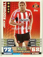 Match Attax 2014/15 Premier League - #285 Jack Rodwell - Sunderland